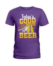 Good Mood Ladies T-Shirt thumbnail