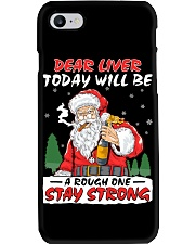 Stay Strong Christmas Phone Case thumbnail