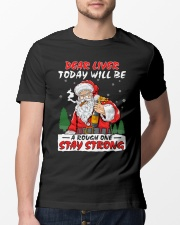 Stay Strong Christmas Classic T-Shirt lifestyle-mens-crewneck-front-13