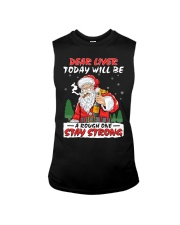 Stay Strong Christmas Sleeveless Tee thumbnail