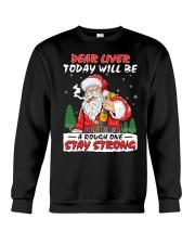 Stay Strong Christmas Crewneck Sweatshirt thumbnail