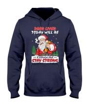 Stay Strong Christmas Hooded Sweatshirt thumbnail