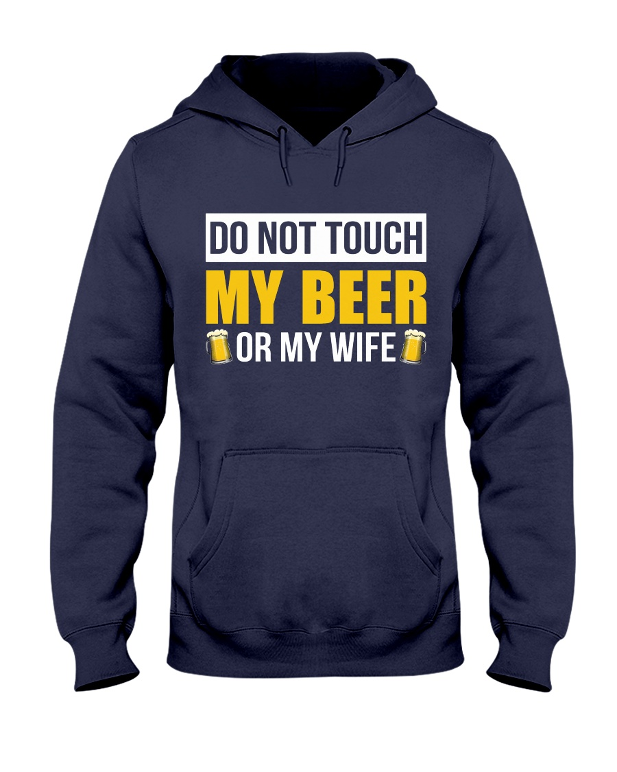 Do Not Touch Hooded Sweatshirt