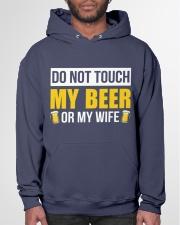 Do Not Touch Hooded Sweatshirt garment-hooded-sweatshirt-front-03