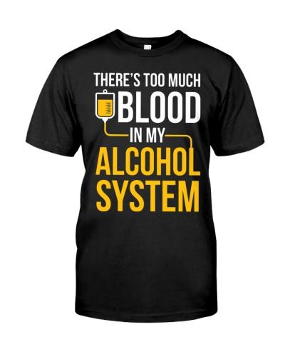 Alcohol system