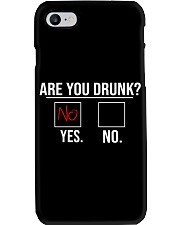 Are you drunk Phone Case tile