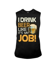 My Job Sleeveless Tee thumbnail