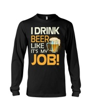 My Job Long Sleeve Tee thumbnail