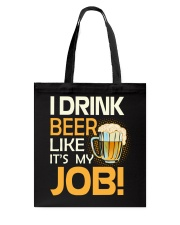 My Job Tote Bag thumbnail