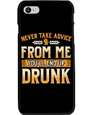 End Up Drunk Phone Case thumbnail