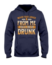 End Up Drunk Hooded Sweatshirt thumbnail