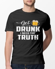 Need The Truth Classic T-Shirt lifestyle-mens-crewneck-front-13