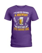 Brewery Ladies T-Shirt thumbnail
