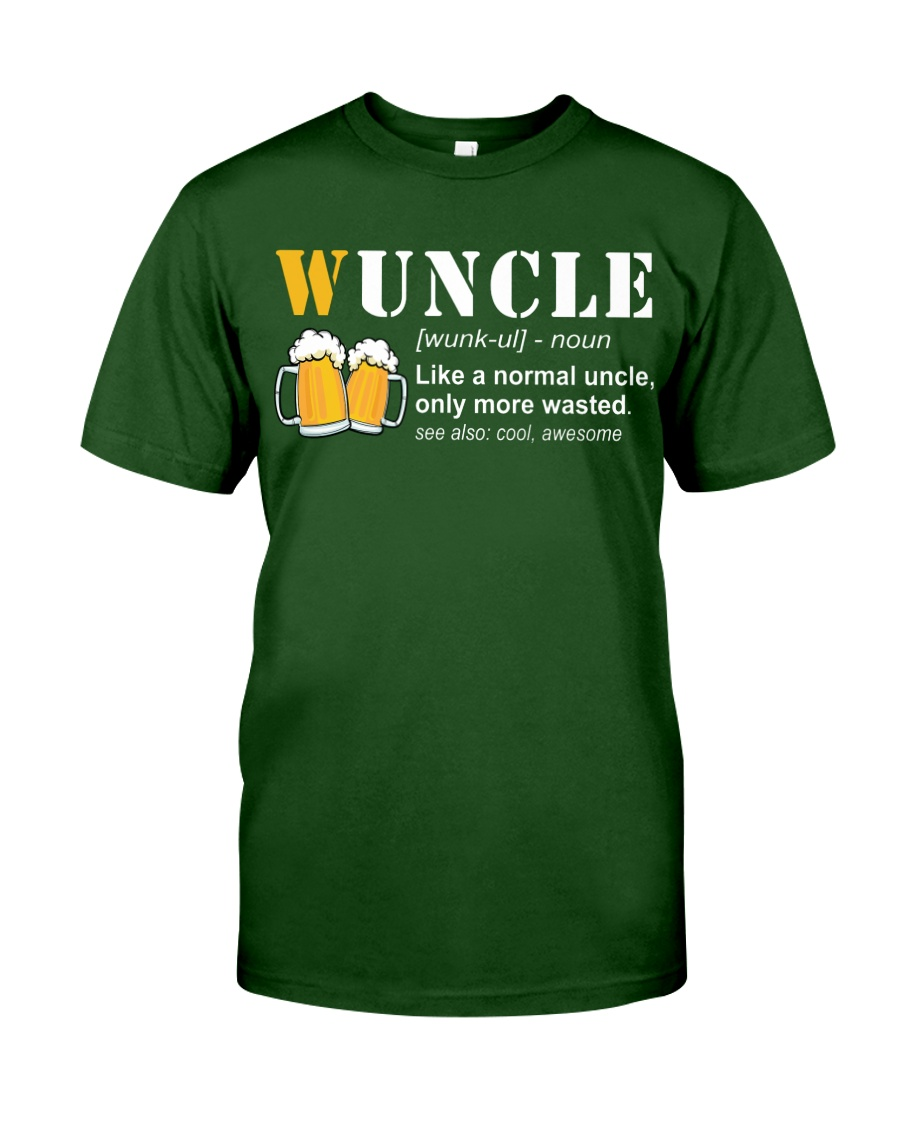 Wuncle Classic T-Shirt