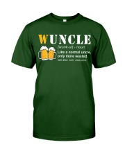Wuncle Classic T-Shirt front