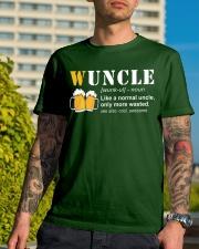 Wuncle Classic T-Shirt lifestyle-mens-crewneck-front-8