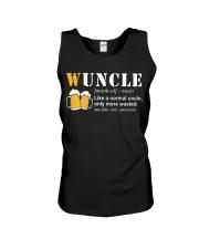 Wuncle Unisex Tank thumbnail