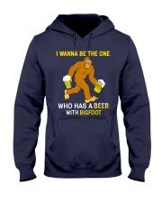 Be The One Hooded Sweatshirt thumbnail