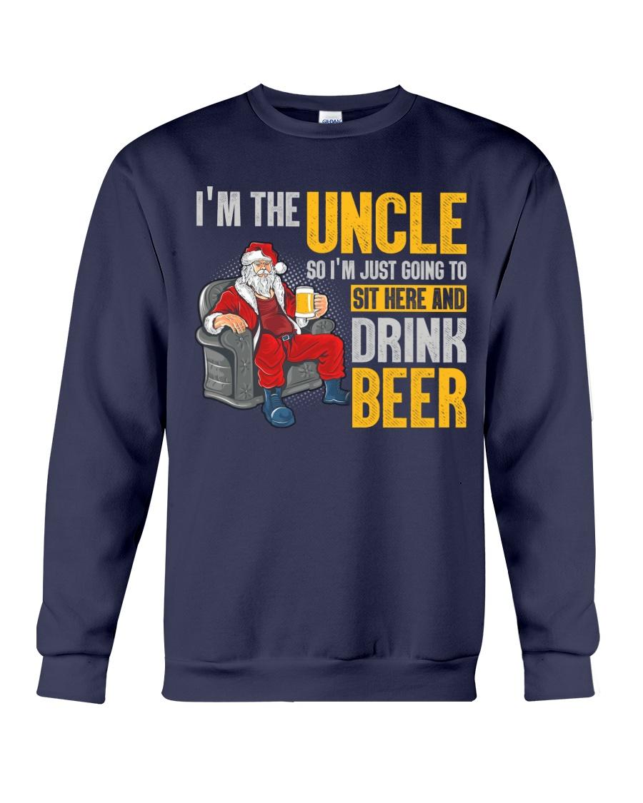 Drink Beer Crewneck Sweatshirt