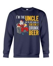 Drink Beer Crewneck Sweatshirt front