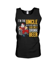 Drink Beer Unisex Tank thumbnail