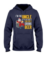 Drink Beer Hooded Sweatshirt thumbnail