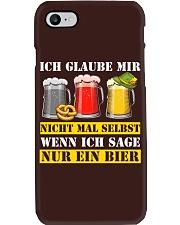 Ich Glaube Mir Phone Case thumbnail