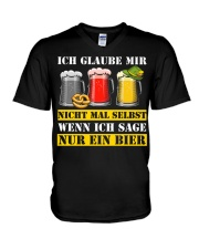 Ich Glaube Mir V-Neck T-Shirt thumbnail