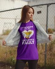 Husband's Fault Classic T-Shirt apparel-classic-tshirt-lifestyle-07