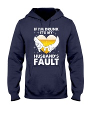 Husband's Fault Hooded Sweatshirt thumbnail