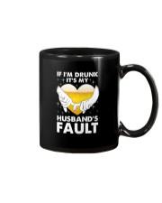 Husband's Fault Mug thumbnail