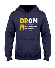 Drom Hooded Sweatshirt thumbnail