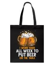 Put Beer On Tote Bag thumbnail