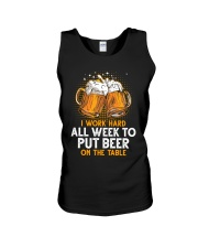 Put Beer On Unisex Tank thumbnail