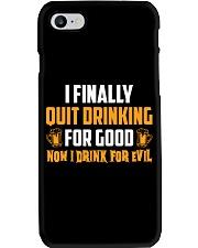 Drink For Evil Phone Case thumbnail