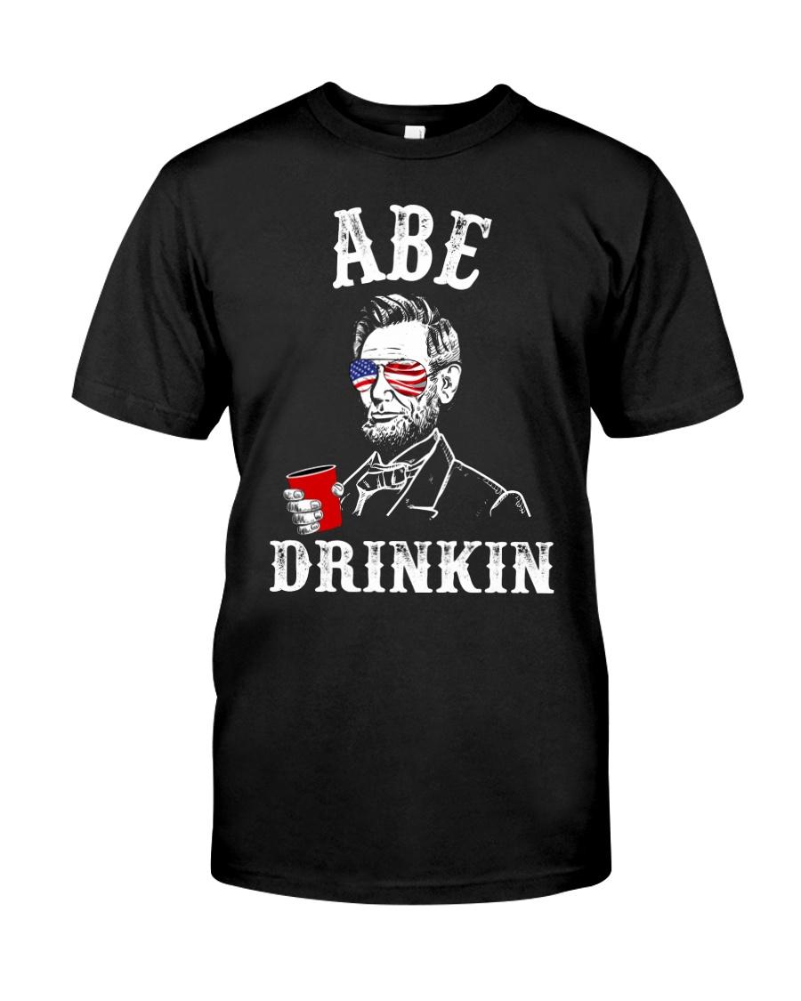 Abe Drinkin Classic T-Shirt