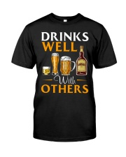 Well With Others Classic T-Shirt front