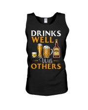 Well With Others Unisex Tank thumbnail