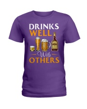 Well With Others Ladies T-Shirt thumbnail
