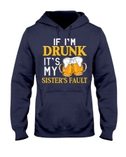 Sister's Fault Hooded Sweatshirt tile