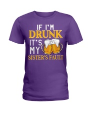 Sister's Fault Ladies T-Shirt tile