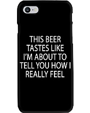 How I Really Feel Phone Case thumbnail