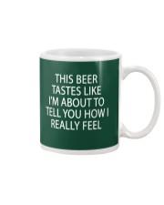 How I Really Feel Mug thumbnail