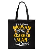A Simple Woman Tote Bag thumbnail