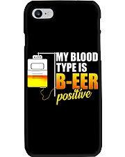 My Blood Type Phone Case thumbnail