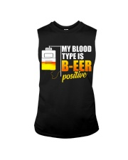 My Blood Type Sleeveless Tee thumbnail