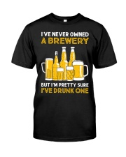 Drunk One Classic T-Shirt tile