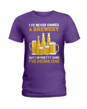 Drunk One Ladies T-Shirt thumbnail