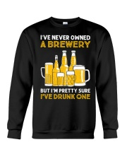 Drunk One Crewneck Sweatshirt thumbnail