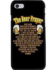The Beer Prayer Phone Case thumbnail